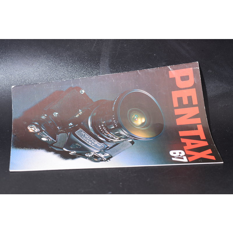 Pentax Prospekt 6x7 1982