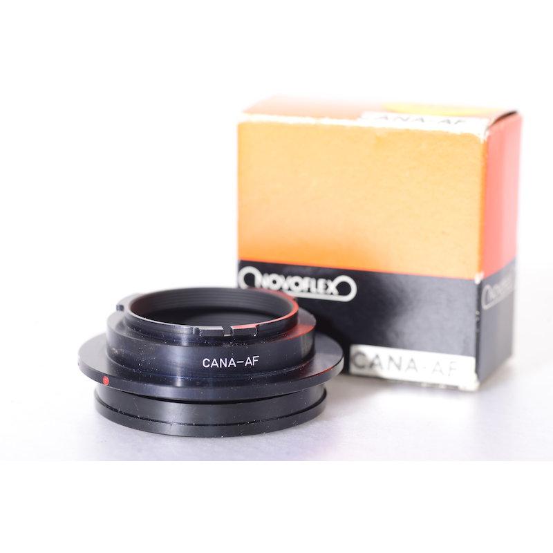 Novoflex Anschlußring Canon AF CANA-AF