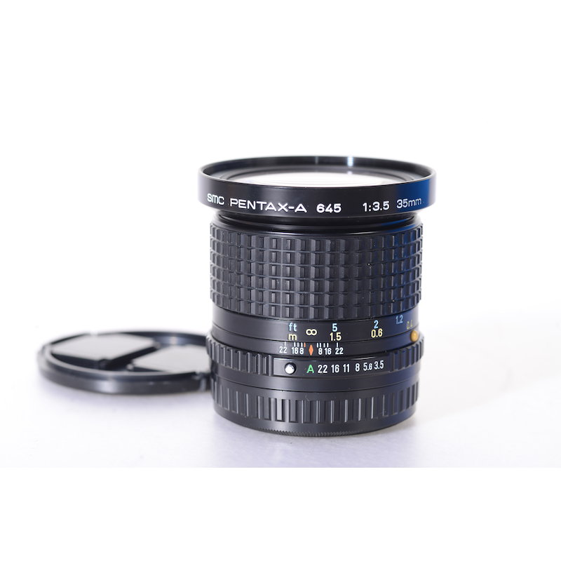 Pentax SMC-A 3,5/35 645