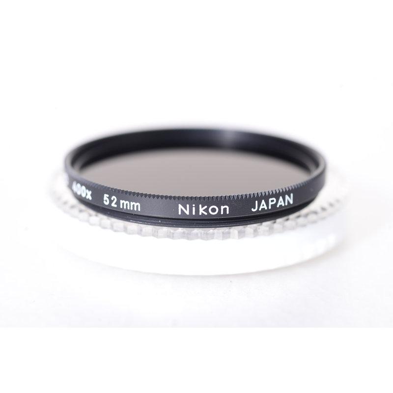 Nikon Graufilter ND-400 E-52