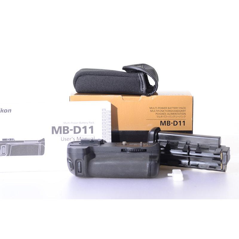 Nikon Hochformatgriff MB-D11 D7000 #VFC00101