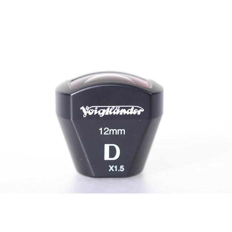 Voigtländer Optischer Sucher D 12mm 246