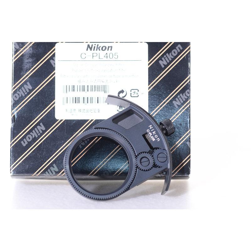 Nikon Filterhalter+Polfilter C-PL 405