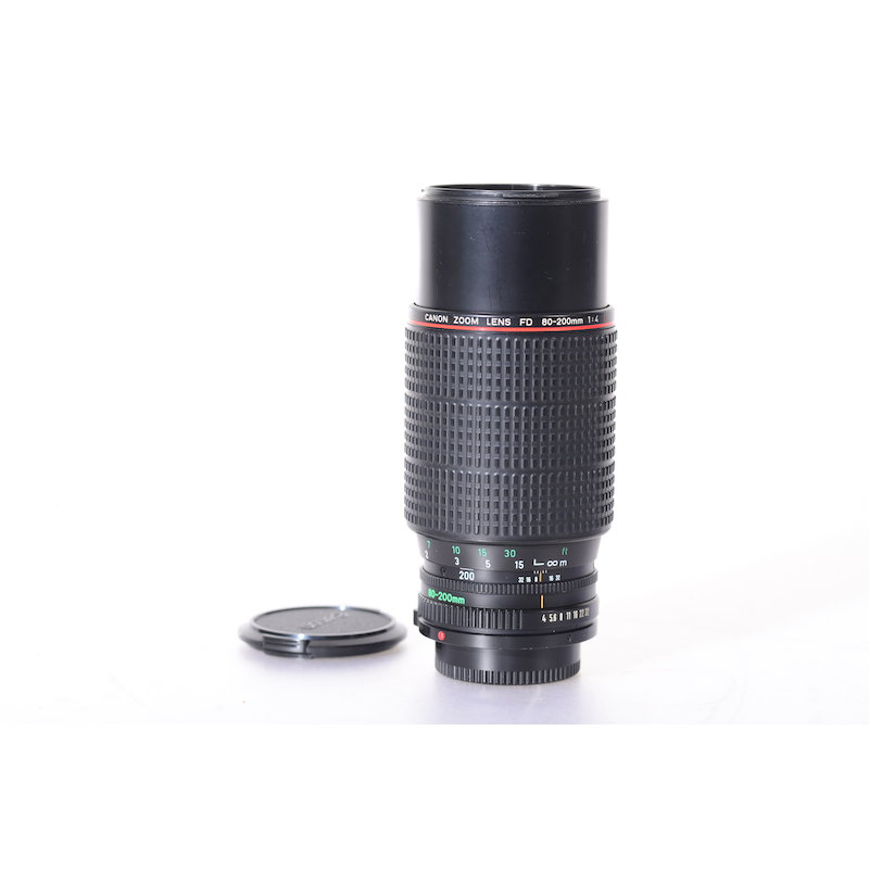 Canon FD 4,0/80-200 L