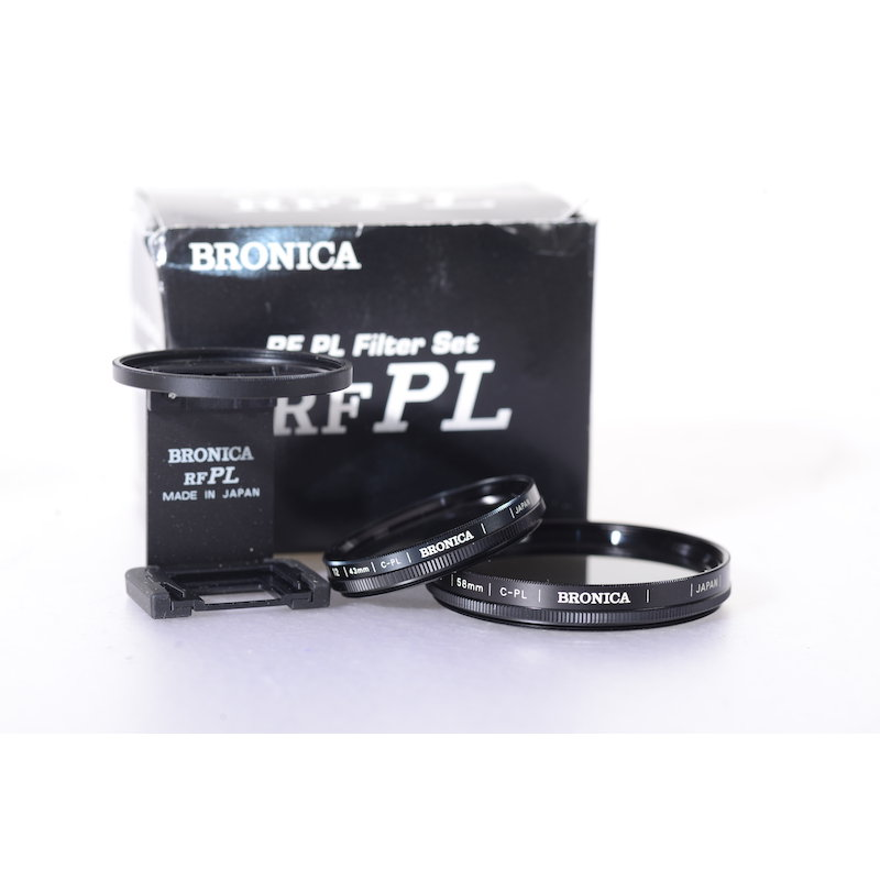 Bronica Polfilter Set RF