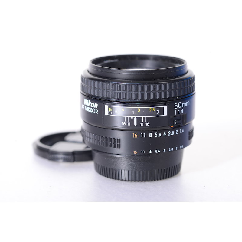 Nikon AF 1,4/50 N