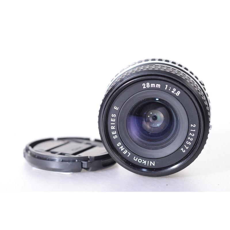 Nikon Ai/S 2,8/28 Serie-E New