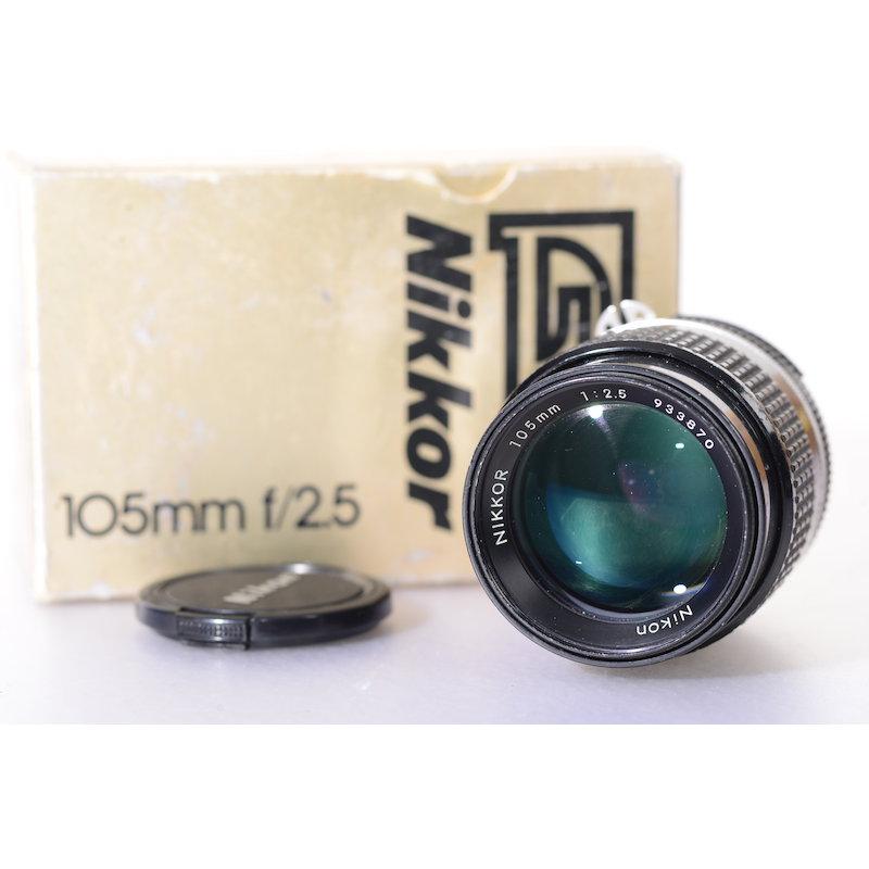 Nikon Ai/S 2,5/105