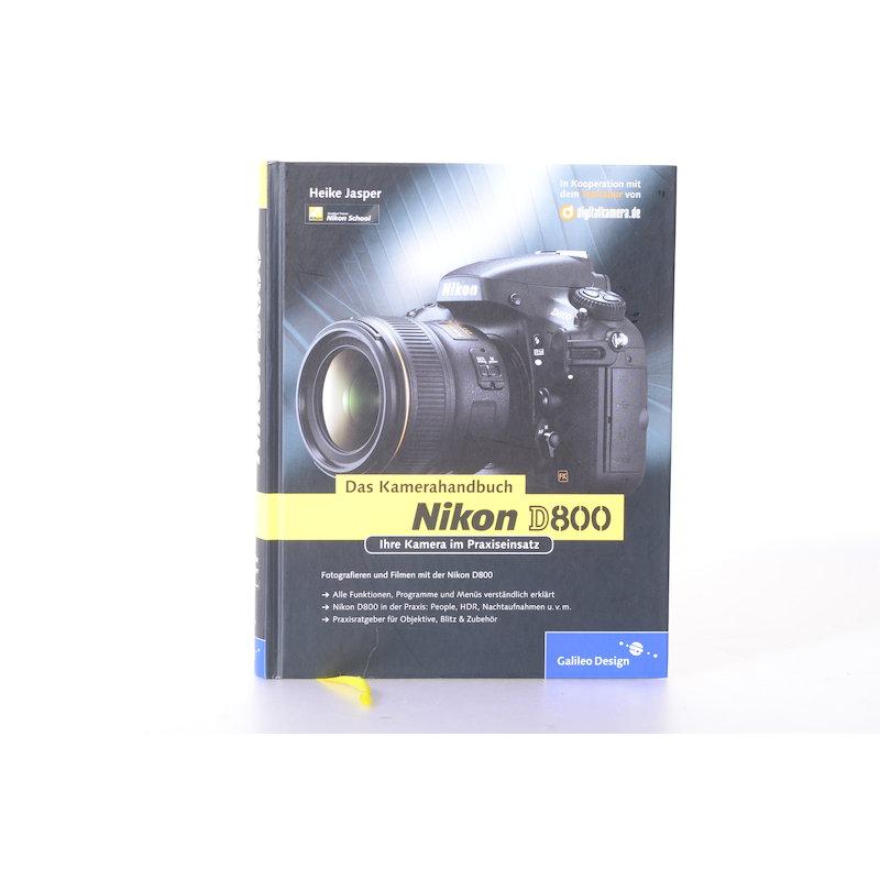 Galileo Design Das Kamerahandbuch Nikon D800