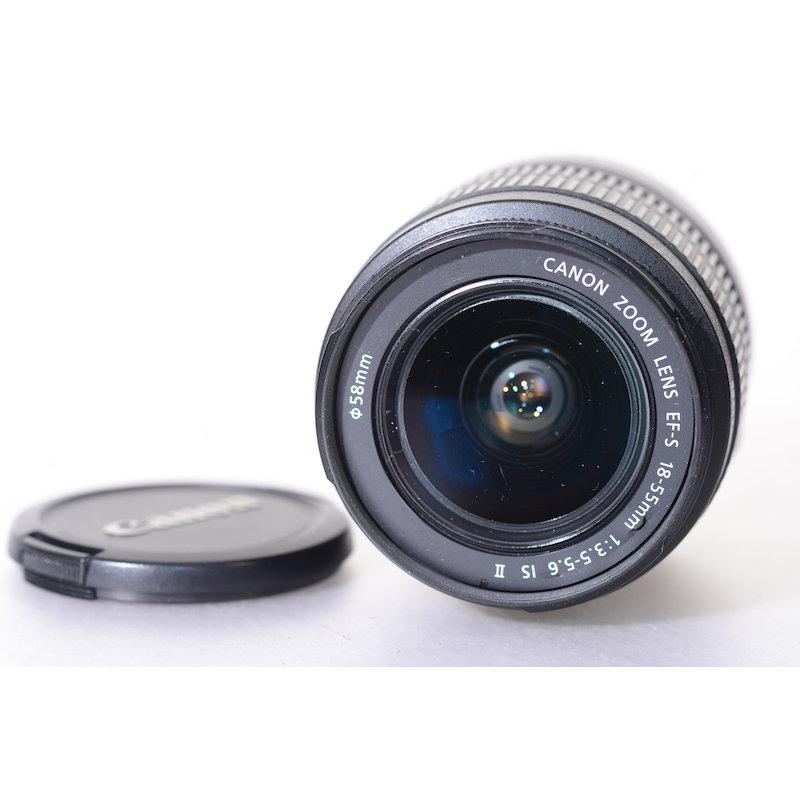 Canon EF-S 3,5-5,6/18-55 IS II
