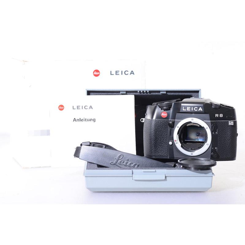 Leica R8 Black #10081