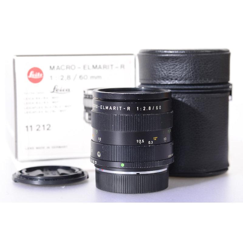 Leica Macro-Elmarit-R 2,8/60 E-55 #11203 255