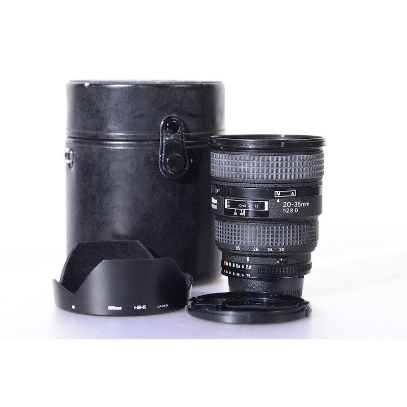 Nikon AF 2,8/20-35 D