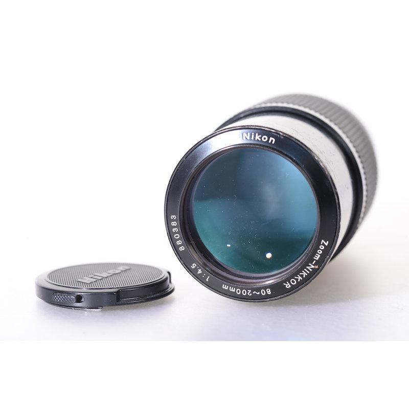Nikon Ai 4,5/80-200
