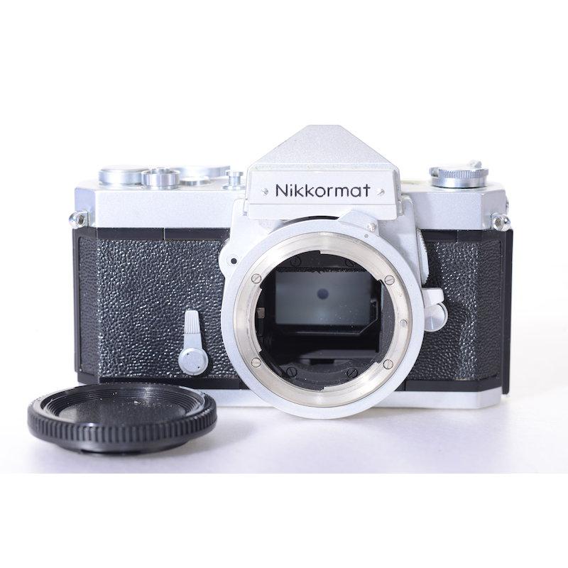 Nikon Nikkormat FTN Chrom