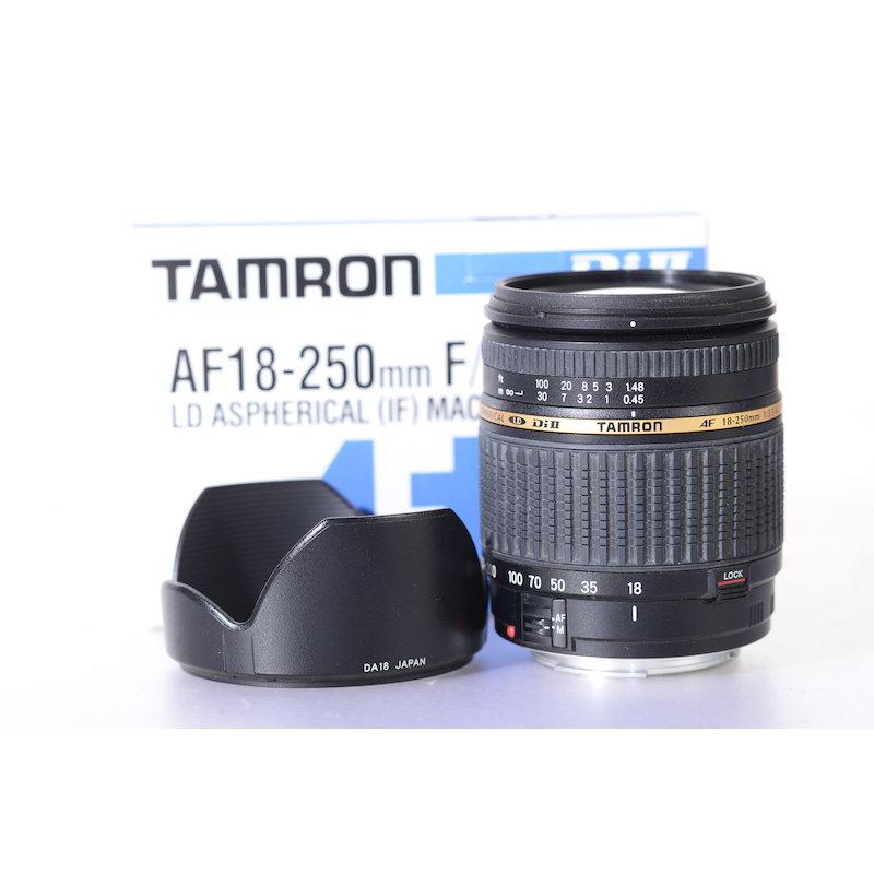 Tamron ASP 3,5-6,3/18-250 LD IF DI II Makro C/EF #A18