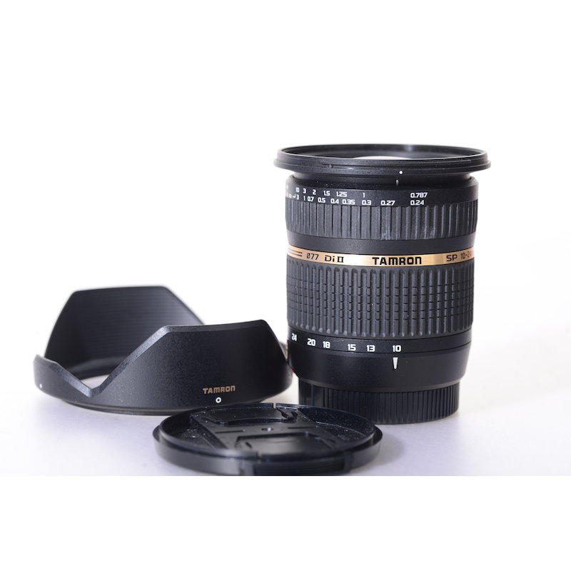 Tamron SP 3,5-4,5/10-24 LD IF DI II Sony #B001