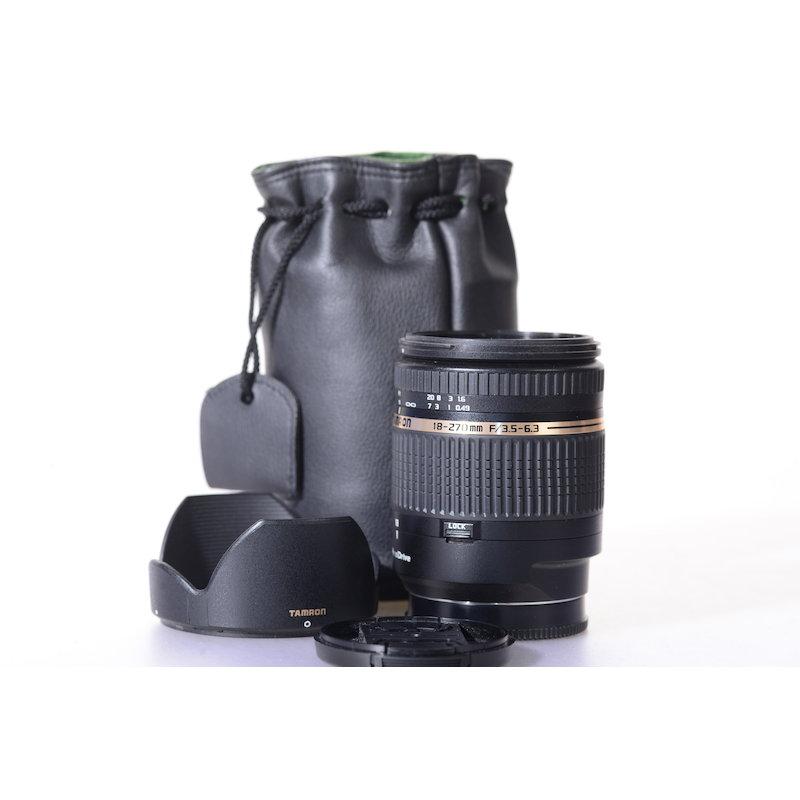 Tamron ASP 3,5-6,3/18-270 DI II LD IF VC Makro Sony #B008