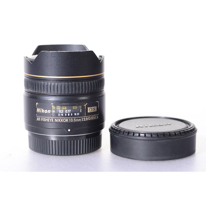 Nikon AF 2,8/10,5 G ED Fisheye 258