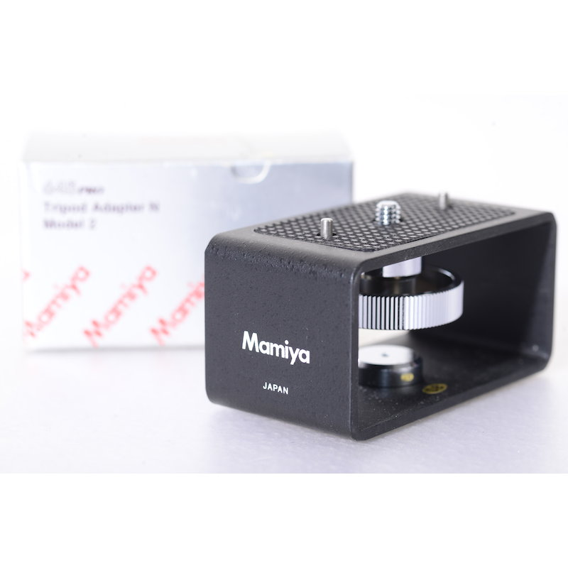 Mamiya Polaroid Stativadapter N2 M645 #304761