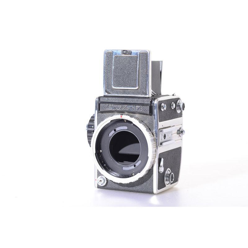 Kowa Six 66 (Kamera löst nicht aus)