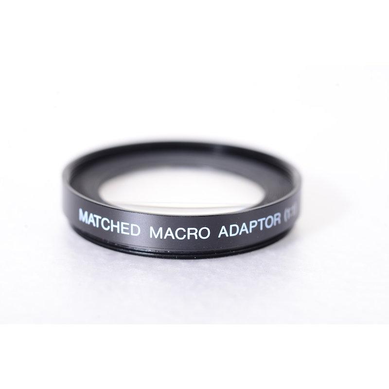 Soligor Makrolinse Achromat 1:1 E-49 (3,5/100 Makro)