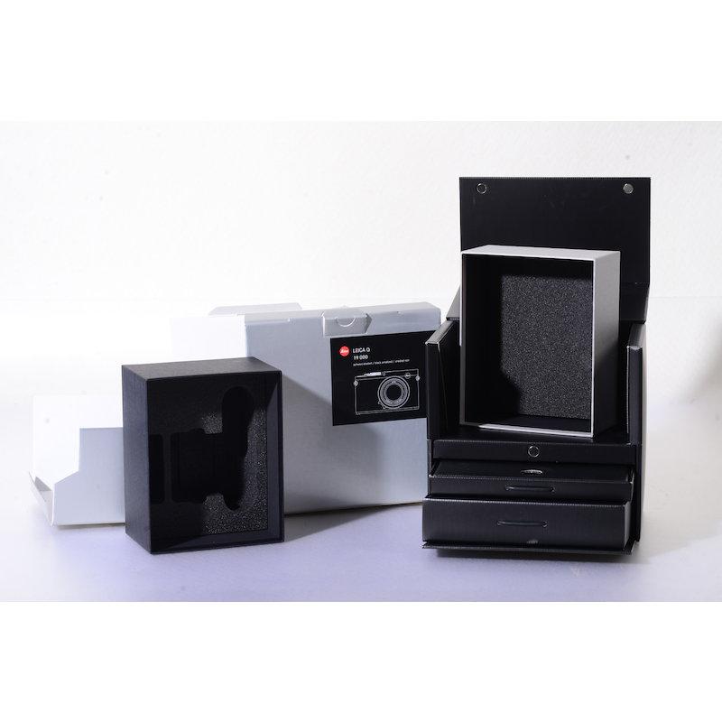 Leica Originalverpackung Q Black
