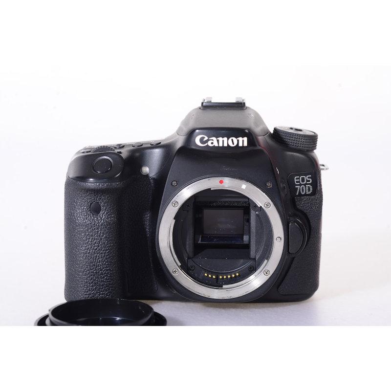 Canon EOS 70D #8469B025 (Ersatzteillager)