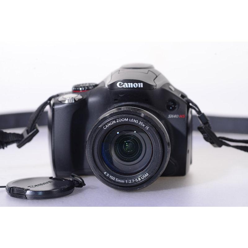 Canon Powershot SX40 HS (Keine Funktion)