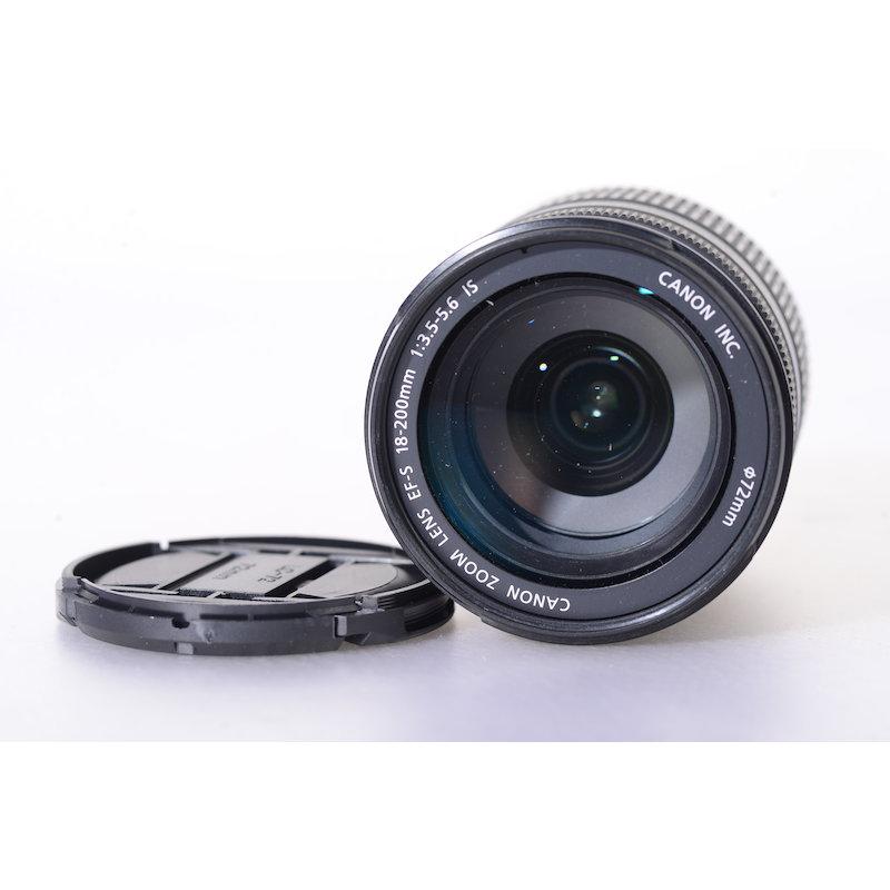 Canon EF-S 3,5-5,6/18-200 IS (Brennweitenverstellung Defekt)
