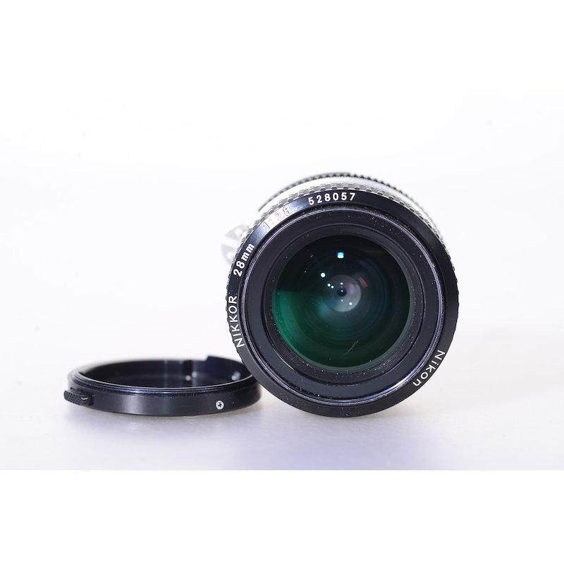 Nikon Ai 2,8/28