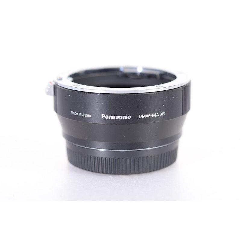 Panasonic Lumix Objektivadapter Leica-R an MFT DMW-MA3R