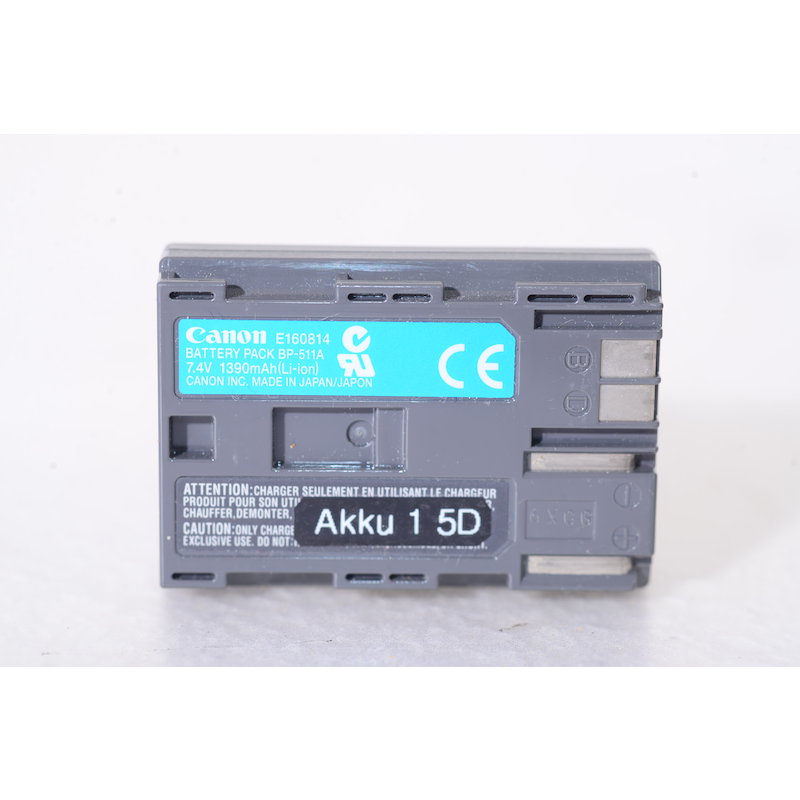 Canon Digitalkamera Akku BP-511A