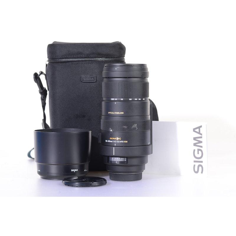 Sigma EX 4,5-5,6/120-400 HSM APO DG OS Sony