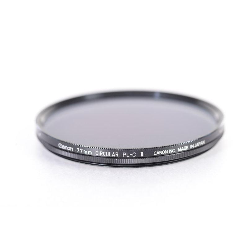 Canon Polfilter Zirkular PL-C II E-77