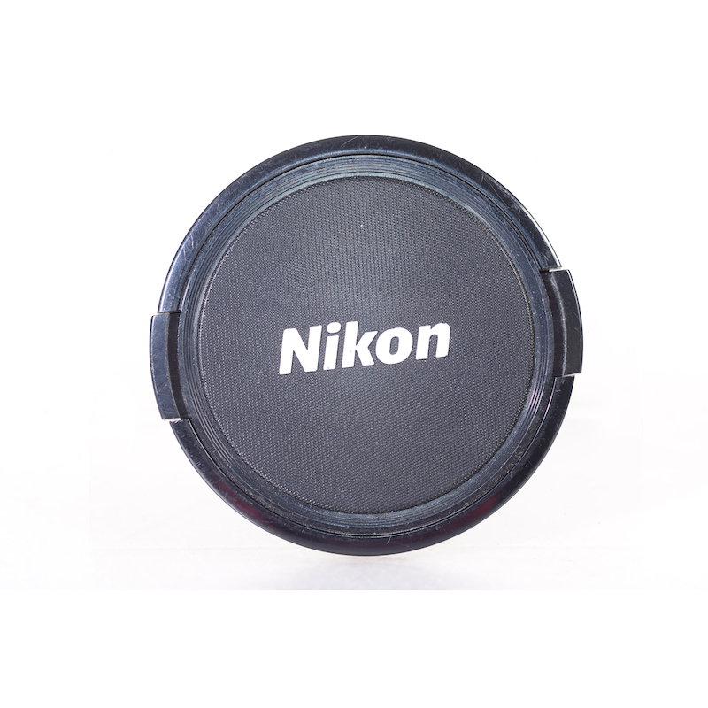 Nikon Objektivdeckel E-77