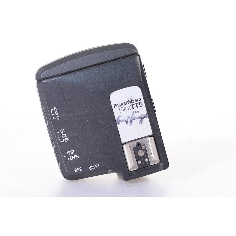 PocketWizard Empfangsgerät Flex TT5 Nikon 273