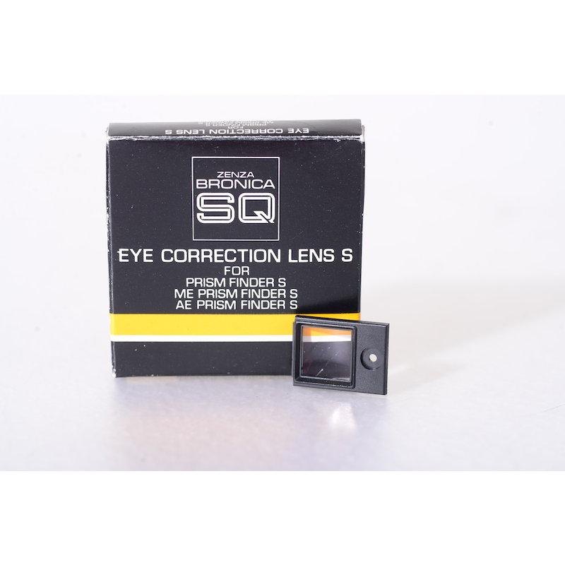 Bronica Augenkorrekturlinse -0,5 SQ