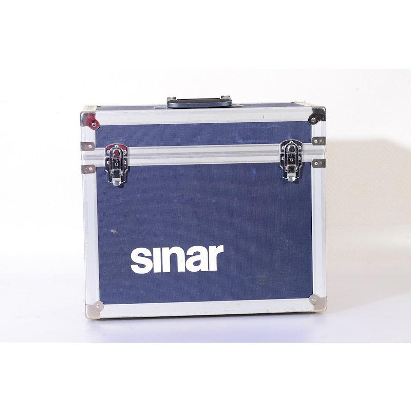 Sinar Koffer Blau P/P2 9x12/4x5 #475.26