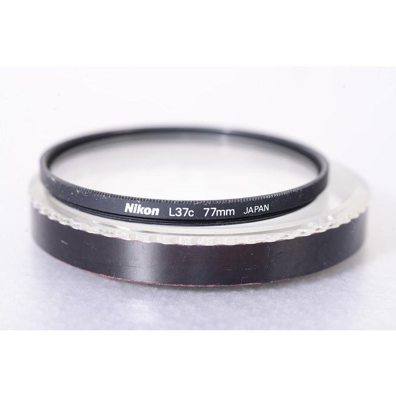 Nikon UV-Filter L37C E-77