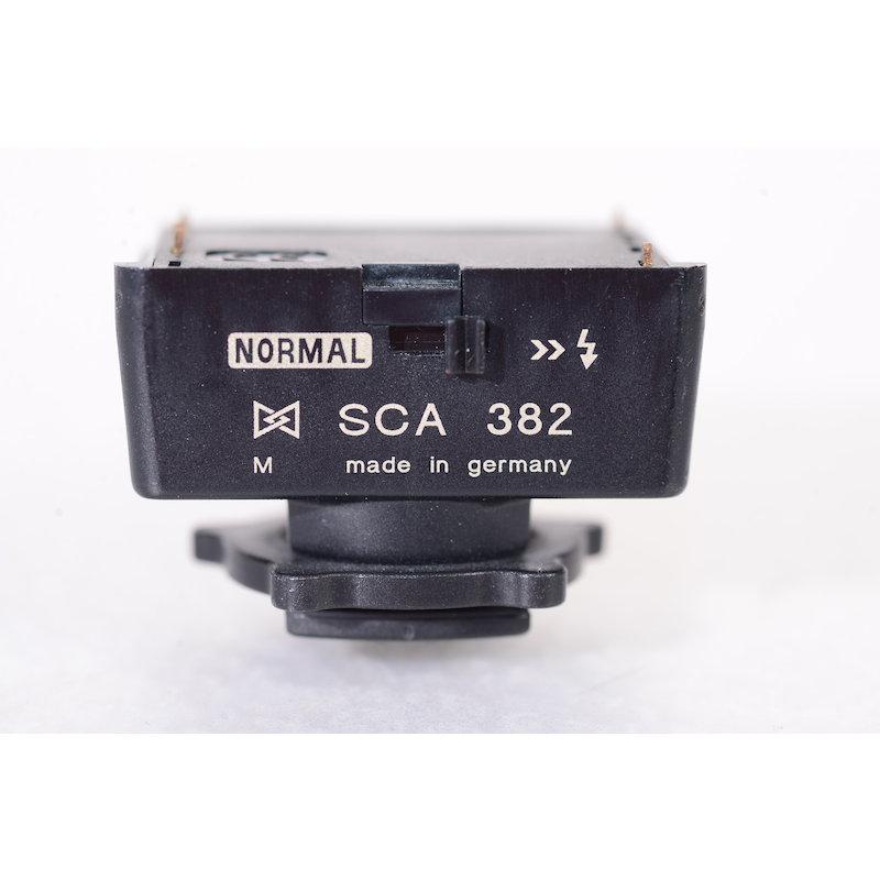 Metz SCA Adapter 382 M Contax TTL