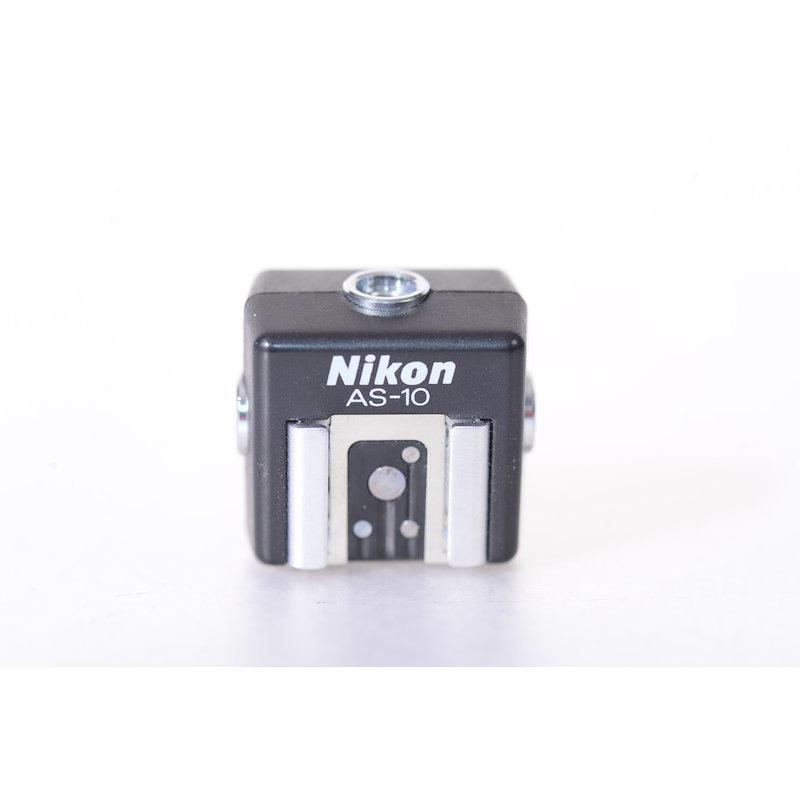 Nikon TTL-Multiblitzadapter AS-10