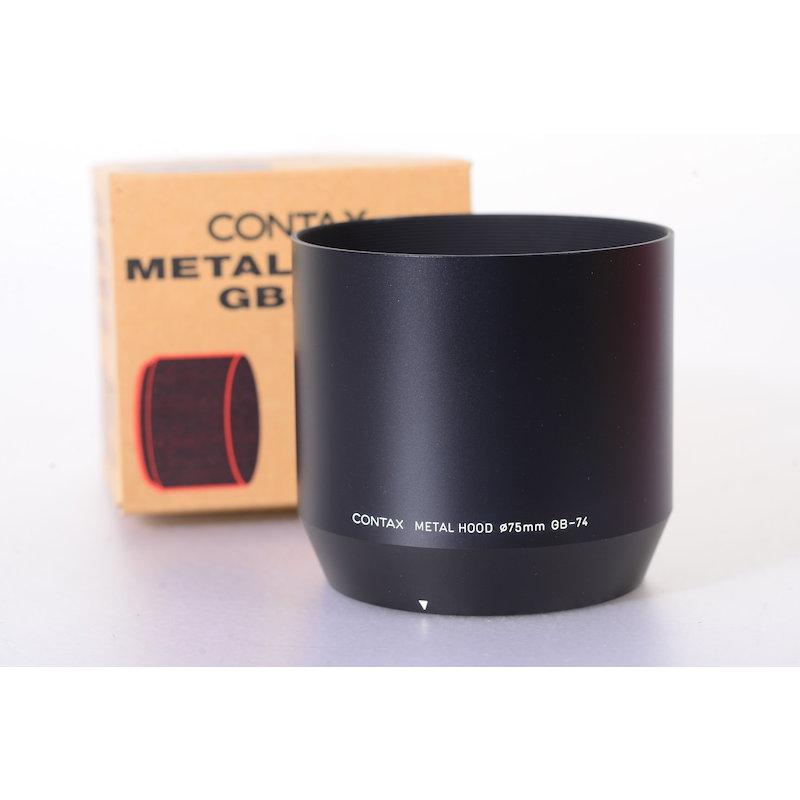 Contax Geli.-Blende GB-74 Sonnar T* 4,0/210 645