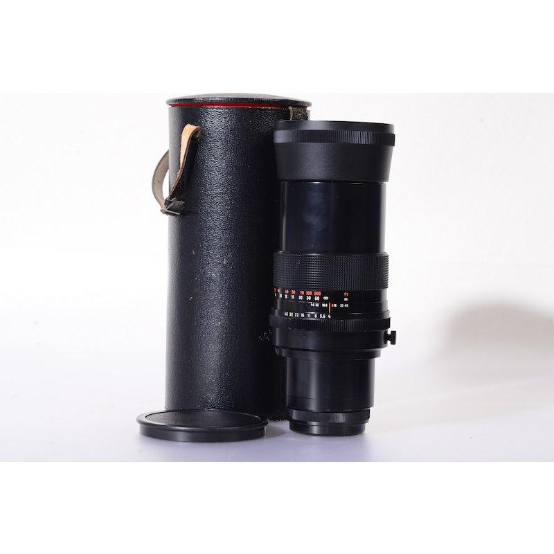 Zeiss-Jena Sonnar MC 4,0/300 Six