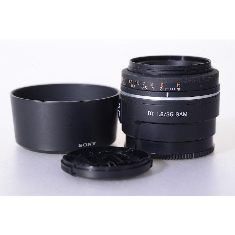 Sony DT 1,8/35 SAM #SAL35F18