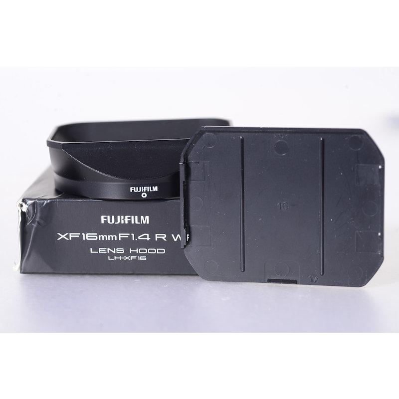 Fujifilm Geli.-Blende Metall Fujinon Super EBC XF 1,4/16 R