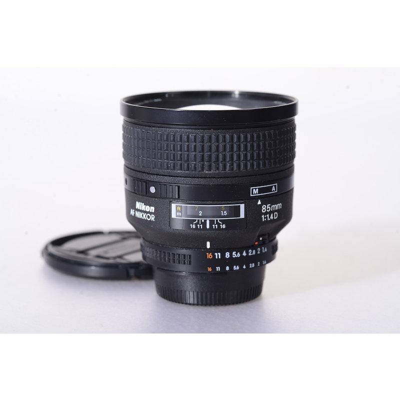 Nikon AF 1,4/85 D IF