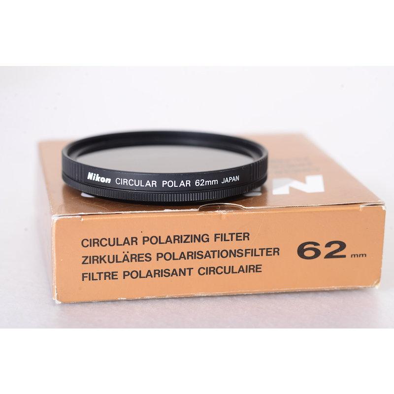 Nikon Polfilter Zirkular E-62