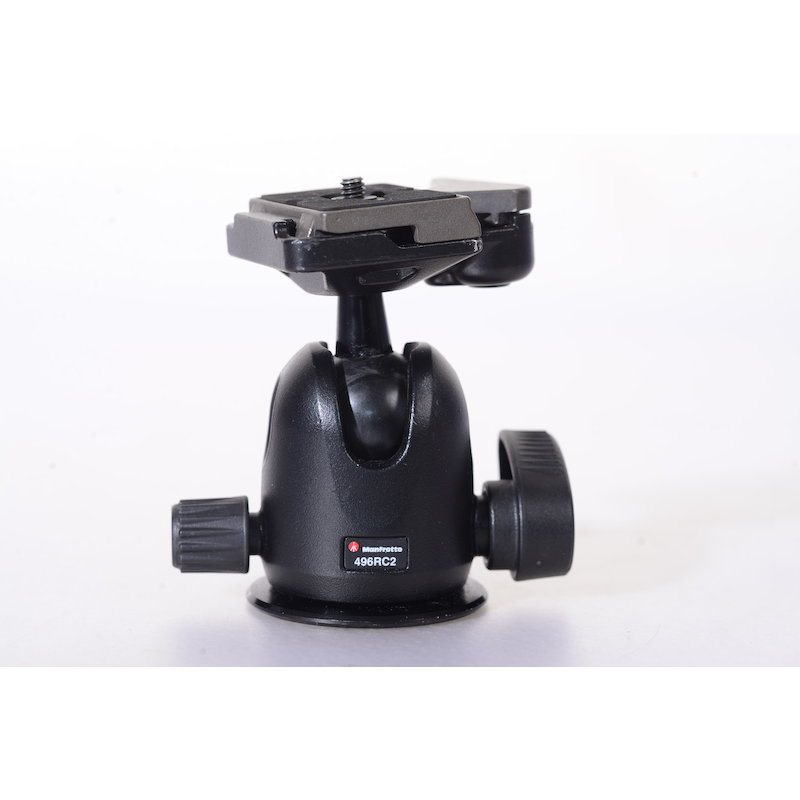 Manfrotto Kugelkopf Compact MA 496RC2