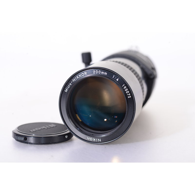 Nikon Ai 4,0/200 Micro IF ED
